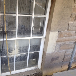 Stone Window Repair