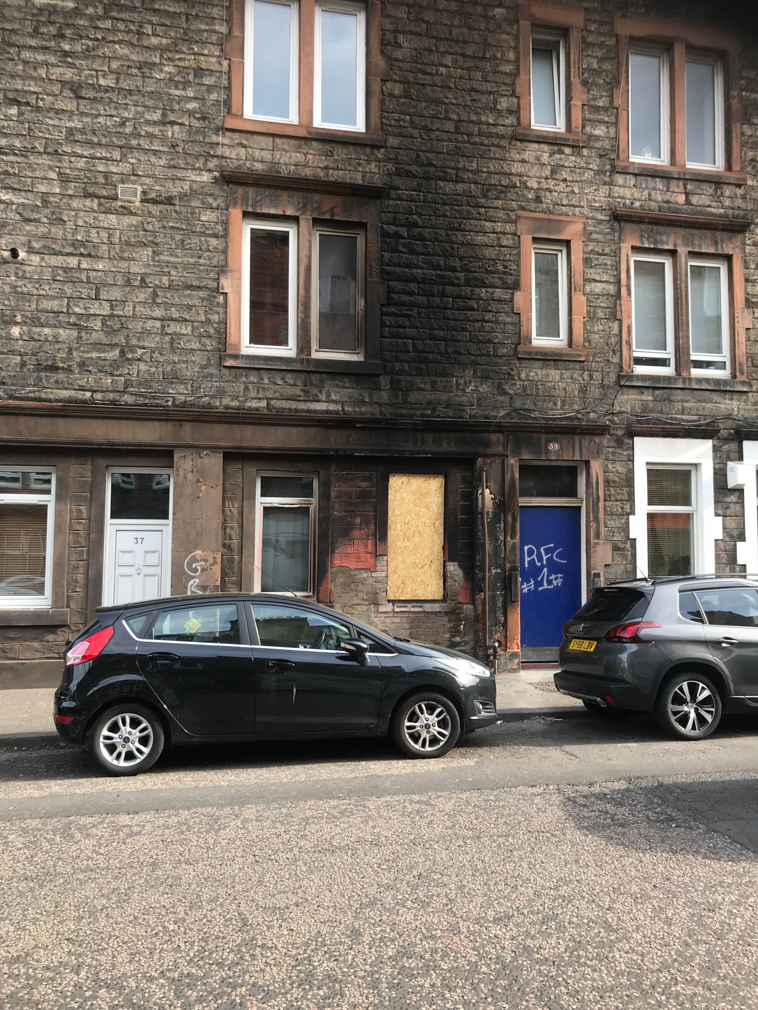 Fire and Smoke Damage Cleaning in Edinburgh